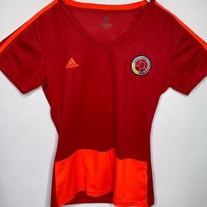 Adidas ClimaLite Women's Colombia FC Soccer Jersey
